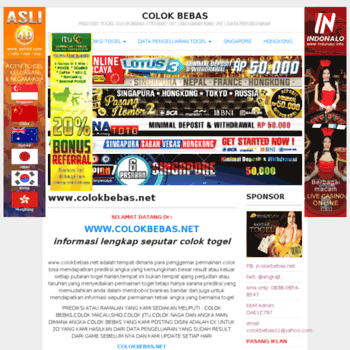 Colokbebas.net thumbnail