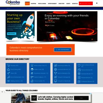 Colomboguide.net thumbnail