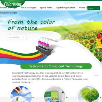 Colorpoint.com.tw thumbnail