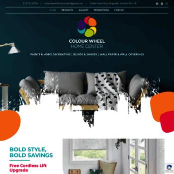Colourwheelhomecenter.ca thumbnail