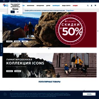 Columbia.ru thumbnail