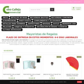 Comercialcobocalleja Com At Wi Bodas Bautizos