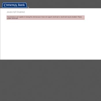 comericawebbanking.com