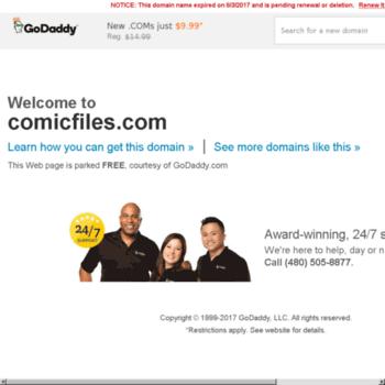 Comicfiles.com thumbnail
