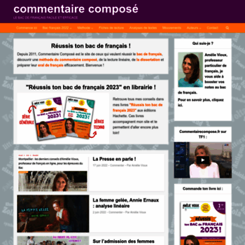 Commentairecompose.fr thumbnail