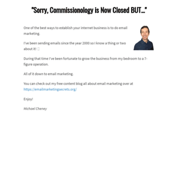 Commissionology.org thumbnail