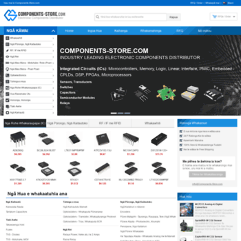 Components-store.nz thumbnail