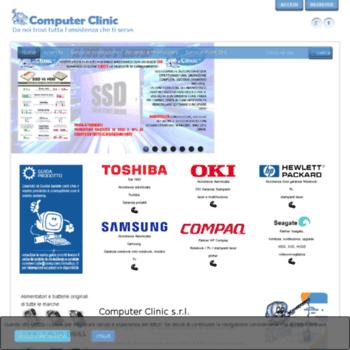 Computerclinicshop.it thumbnail