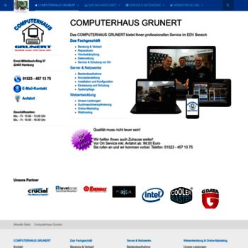 Computerhaus-hamburg.de thumbnail