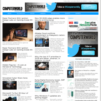 Computerworld.com.sg thumbnail