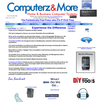 Computerz-and-more.co.nz thumbnail