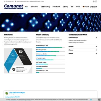 Comunet.info thumbnail