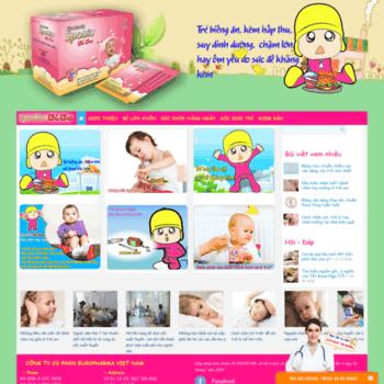 Comvisinhbibo.vn thumbnail