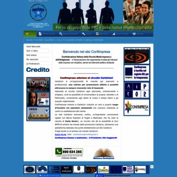 Confimpresa.org thumbnail