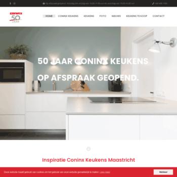 Coninxkeukens.nl thumbnail
