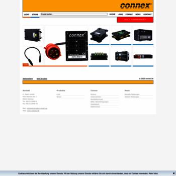 Connex De At Wi Connex Gmbh Elektrotechnik Herstellung