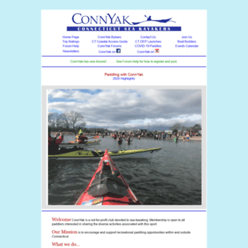 Connyak.org thumbnail