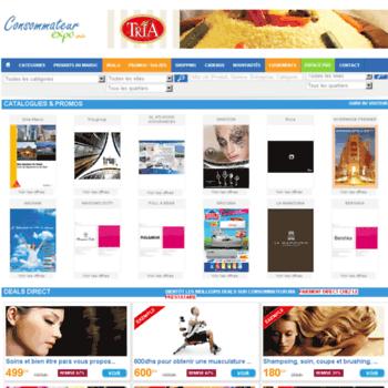 Consommateur-expo.ma thumbnail