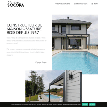 Construction-maisons-bois-socopa.fr thumbnail