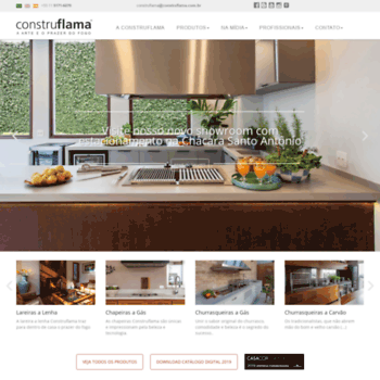 Construflama.com.br thumbnail