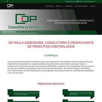 Consultoriadepaula.com.br thumbnail