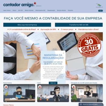 Contadoramigo.com.br thumbnail