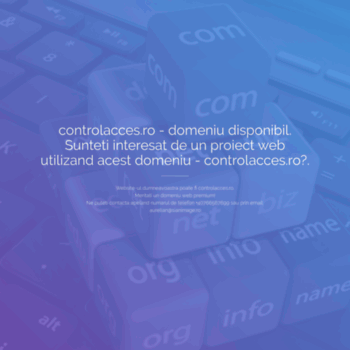 Controlacces.ro thumbnail