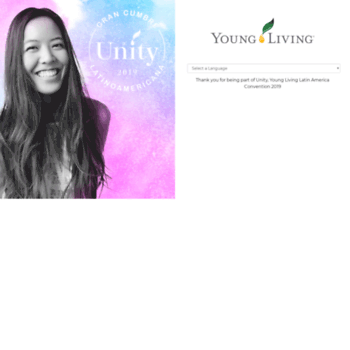 Convention.youngliving.org thumbnail
