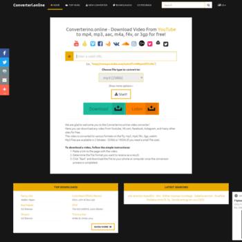 converterino online at WI  Converterino online - download