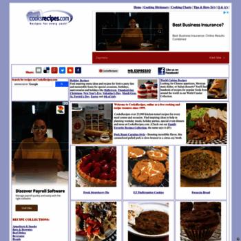 Cooksrecipes.com thumbnail