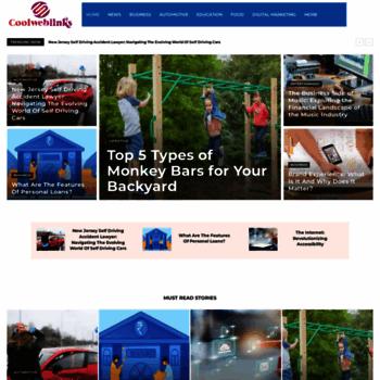 Coolweblinks.net thumbnail