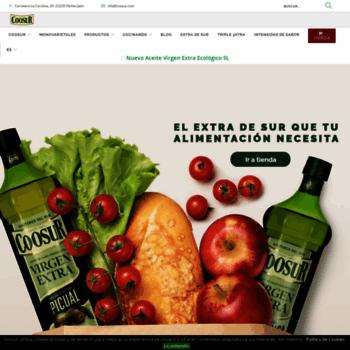 Coosur.es thumbnail