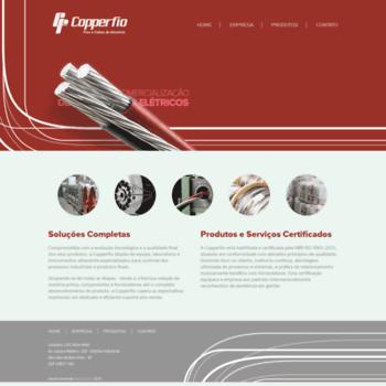 Copperfio.com.br thumbnail