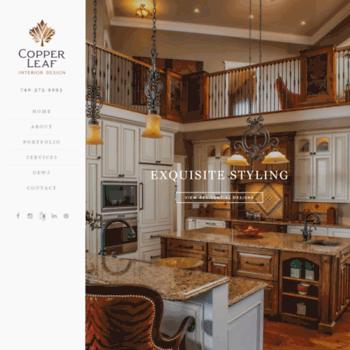Copperleafinteriors Thumbnail Copper Leaf Interior Design