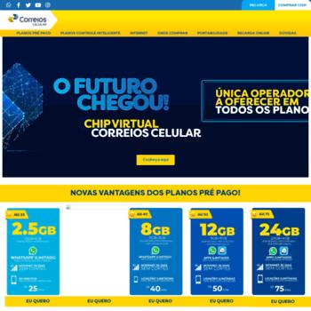 Correioscelular.com.br thumbnail
