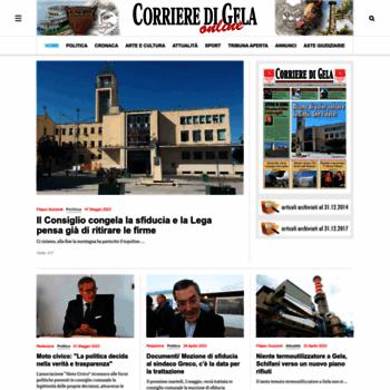 Corrieredigela.it thumbnail