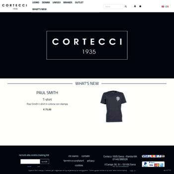 Corteccisiena.it thumbnail