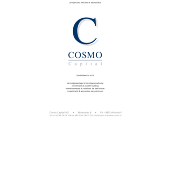 Cosmo.biz thumbnail