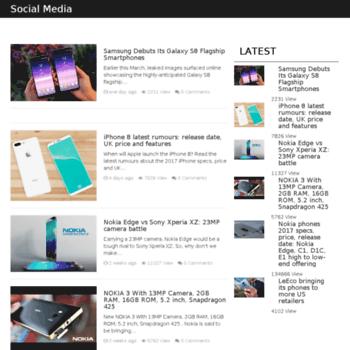 Cosocialmedia.net thumbnail