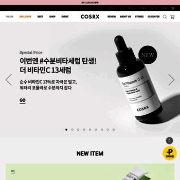 Cosrx.co.kr thumbnail