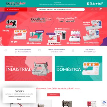 Costurebem.com.br thumbnail