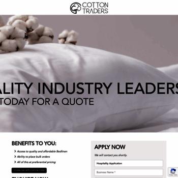 Cottontraders.co.za thumbnail