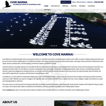 Covemarina.net thumbnail