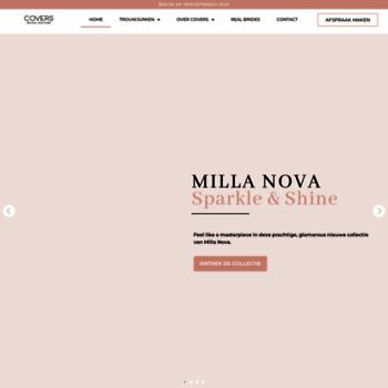 Covers Nl At Wi Op Zoek Naar Een Trouwjurk Covers