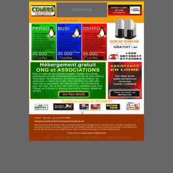 Cowebs.net thumbnail