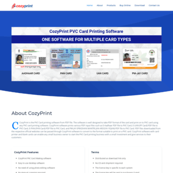 Cozyprint.net thumbnail