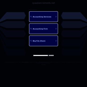 Cpasbien-torrents.net thumbnail