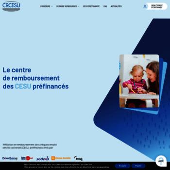 Cr-cesu.fr thumbnail