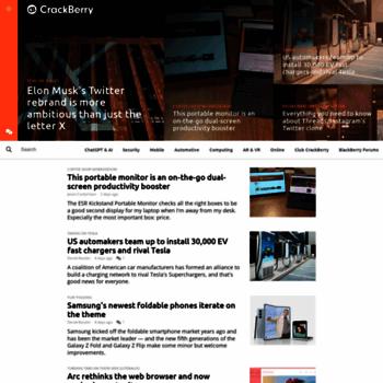 crackberry com at WI  CrackBerry com   The #1 Site for