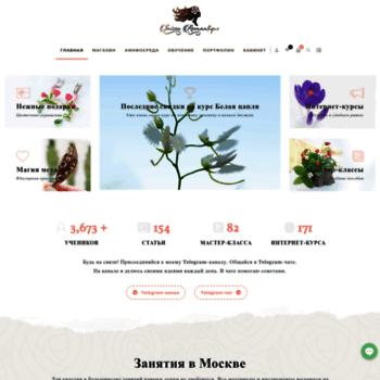 Craft-flowers.ru thumbnail